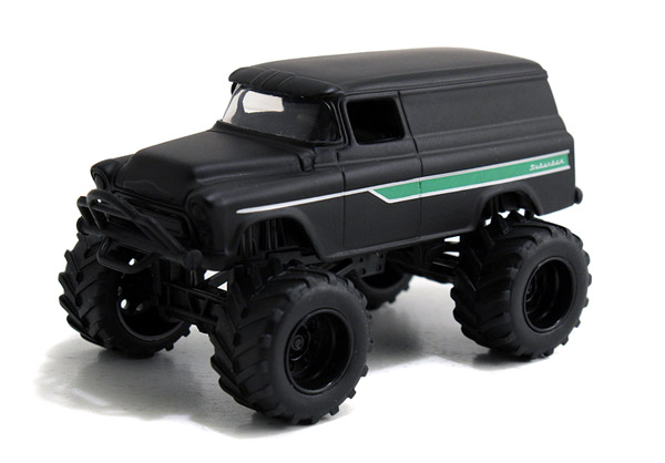 14020-W11-B - Jada Toys 1957 Chevrolet Suburban Just Trucks