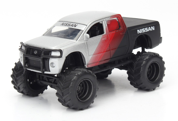 14020-W14-D - Jada Toys 2006 Nissan Titan Pickup Just Trucks