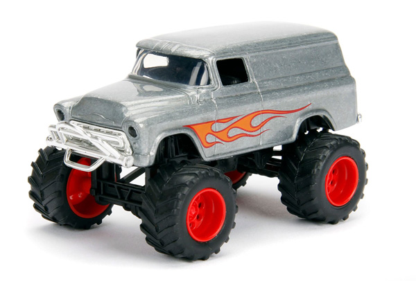 14020-W15-E - Jada Toys 1957 Chevrolet Suburban Just Trucks Wave