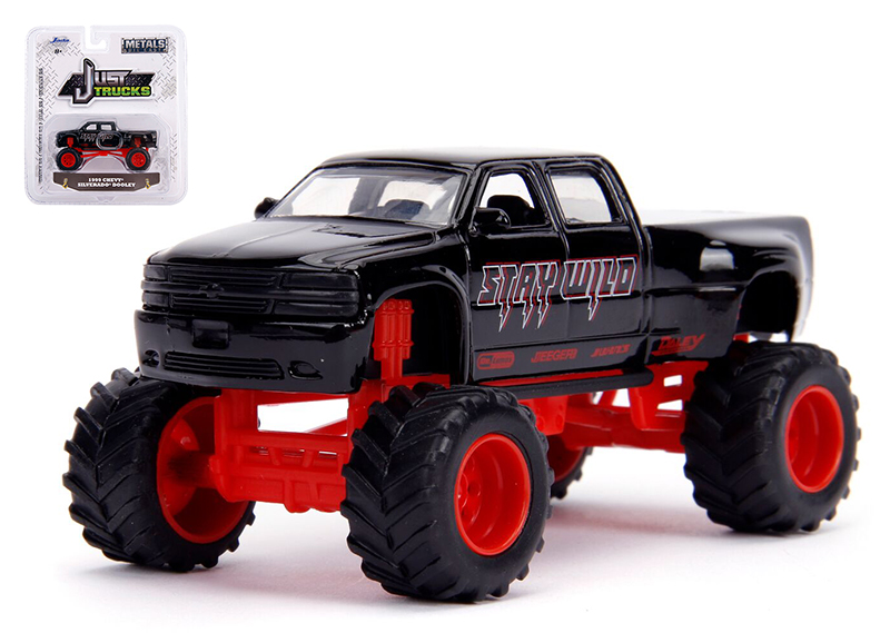 14020-W22-B - Jada Toys 1999 Chevrolet Silverado Dooley Just Trucks