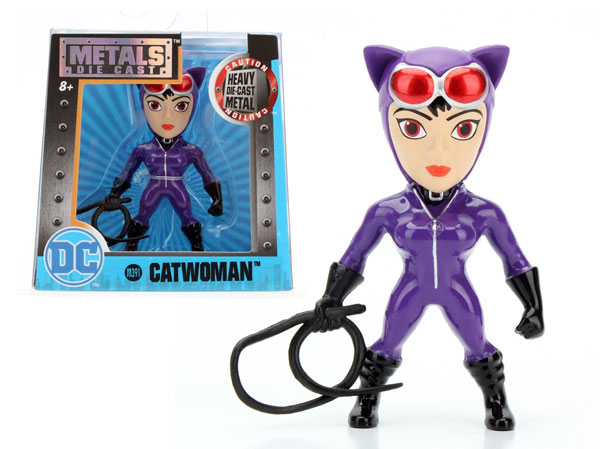 84318-M391 - Jada Toys Catwoman in Purple 25 inch Diecast
