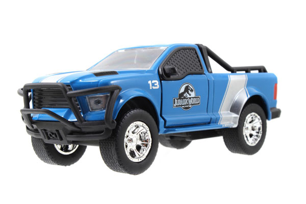 97078 - Jada Toys Jurassic World Rescue Truck Jurassic World