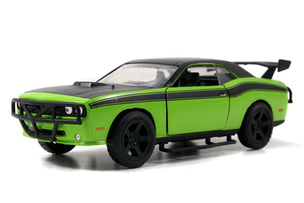 97140 - Jada Toys Lettys Dodge Challenger Off Road Furious