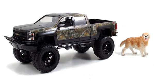 97144 - Jada Toys 2014 Chevrolet Silverado Off Road