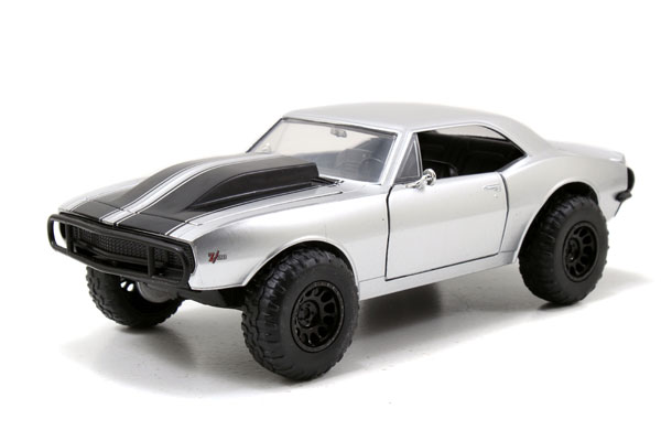 97166 - Jada Toys Romans 1967 Chevrolet Camaro Off Road