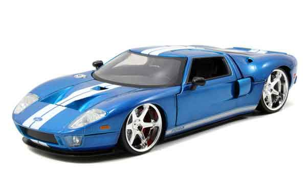 97177-X - Jada Toys Ford GT40 Fast Five 2006 MODEL