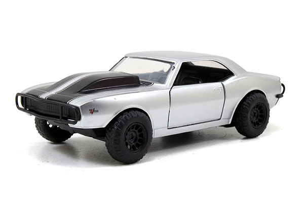 97186 - Jada Toys Romans Chevy Camaro Off Road Furious 7