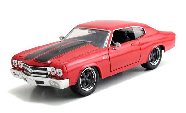 97193 - Jada Toys Doms 1970 Chevy Chevelle