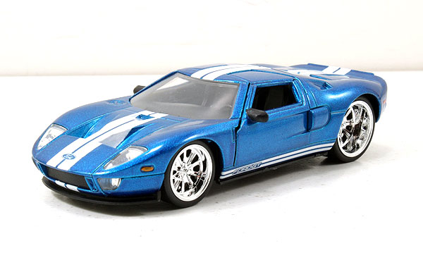 97204 - Jada Toys 2005 Ford GT Fast and Furious