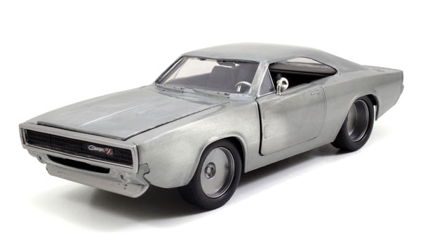 97336 - Jada Toys Doms Dodge Charger R_T Bare Metal