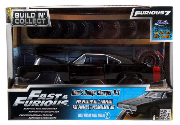 97363 - Jada Toys Doms Dodge Charger R_T Off Road