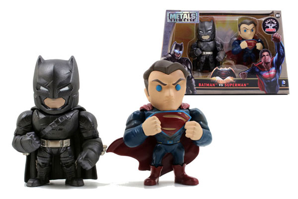 97394 - Jada Toys Armored Batman and Superman Twin Pack Batman