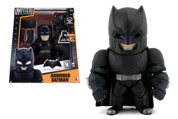 97525 - Jada Toys Armored Batman 6 Inch Diecast Metal