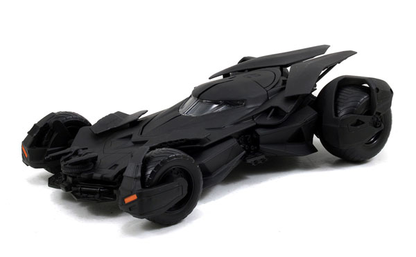 97781 - Jada Toys Batmobile Diecast Metal Model Kit
