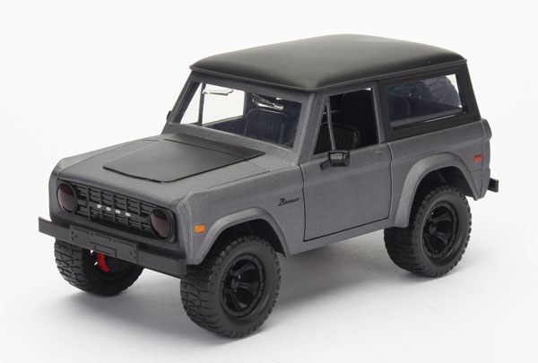 97824-GY - Jada Toys 1973 Ford Bronco