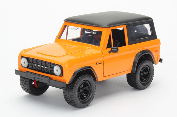 97824-OR - Jada Toys 1973 Ford Bronco