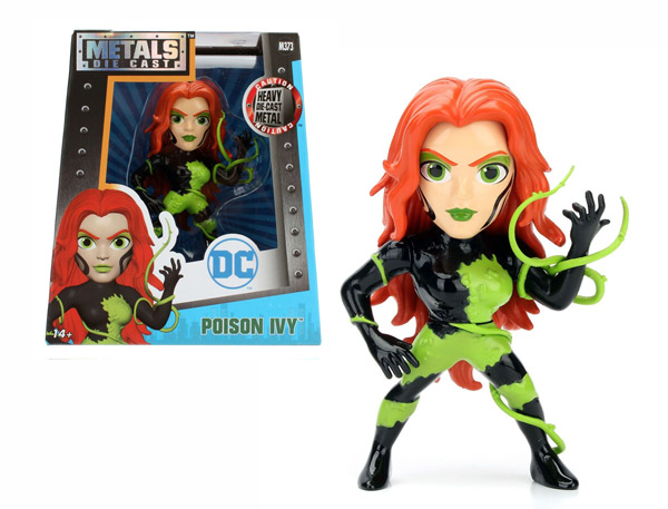 97886 - Jada Toys Comic Poison Ivy DC Comic Girls