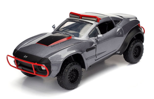 98297 - Jada Toys Lettys Rally Fighter