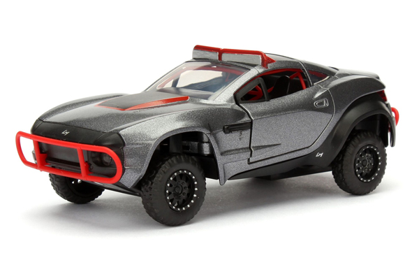 98302 - Jada Toys Lettys Rally Fighter