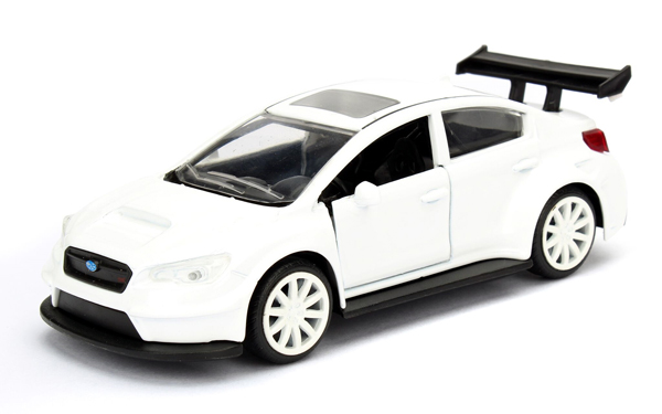98305 - Jada Toys Mr Little Nobodys Subaru WRX STI