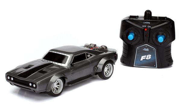 98310 - Jada Toys Doms Ice Charger 24 GHz Radio