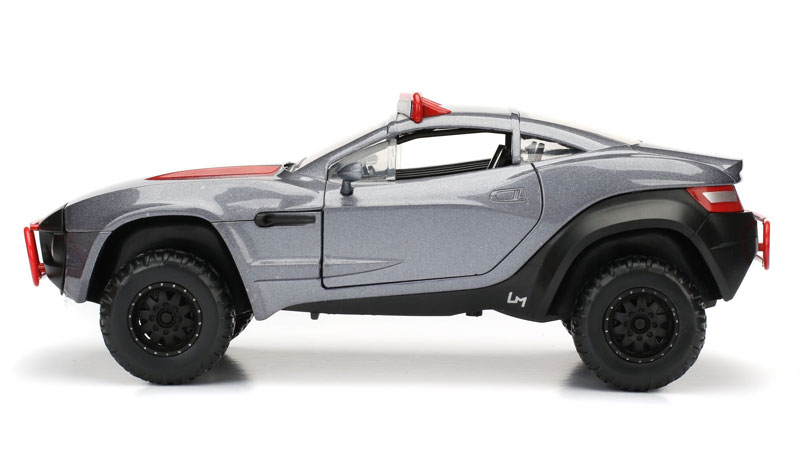 Local Motors Rally Fighter >> Jada Toys Lettys Rally Fighter