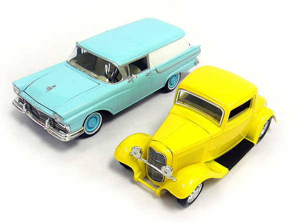 Johnny lightning muscle car release 55