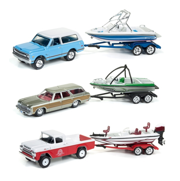 JLBT002-B-CASE - Johnny Lightning Gone Fishing Release 2B