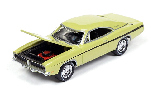 JLCP6000 - Johnny Lightning 1969 Dodge Charger R_T