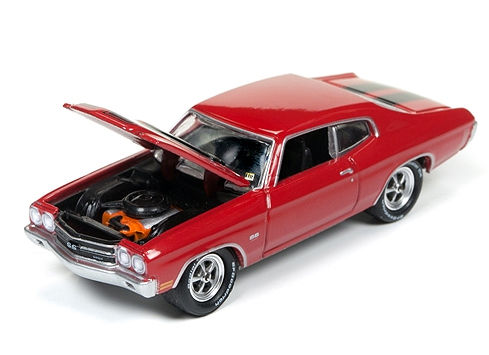 JLCP6002 - Johnny Lightning 1970 Chevy Chevelle SS