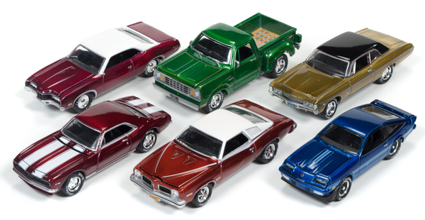JLHC001-CASE - Johnny Lightning Holiday Classic 6 Piece