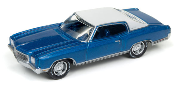 JLMC009-B - Johnny Lightning 1971 Chevrolet Monte Carlo