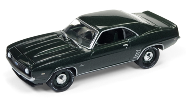 JLSP003-A - Johnny Lightning 1969 Chevrolet Camaro 50th Anniversary
