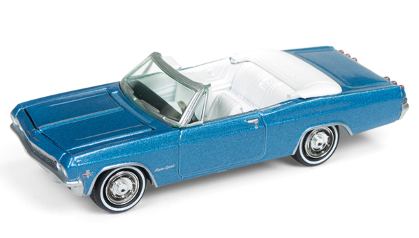 JLSP039 - Johnny Lightning 1965 Chevrolet Impala Convertible