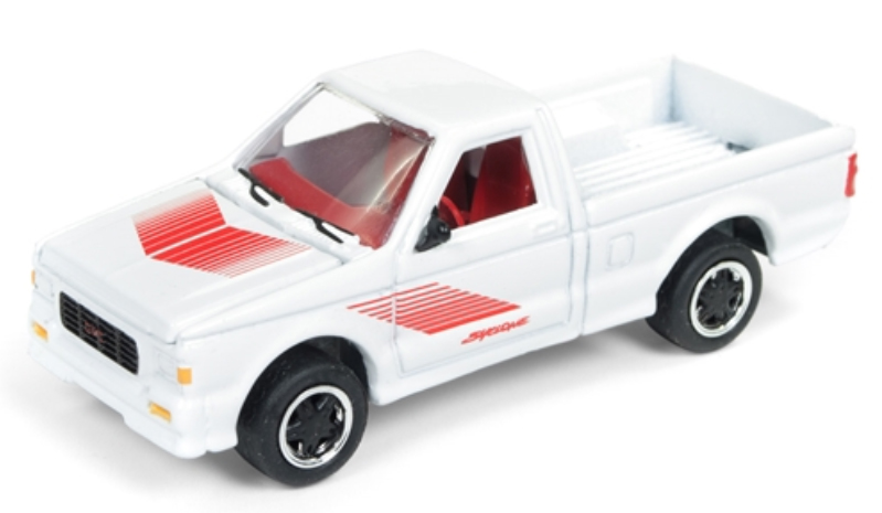 JLSP044 - Johnny Lightning 1991 GMC Syclone