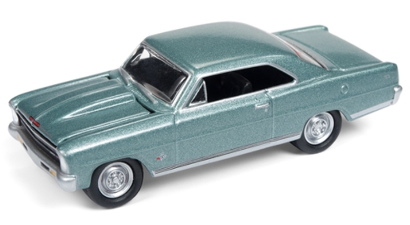 JLSP045-B - Johnny Lightning 1966 Chevrolet Nova SS