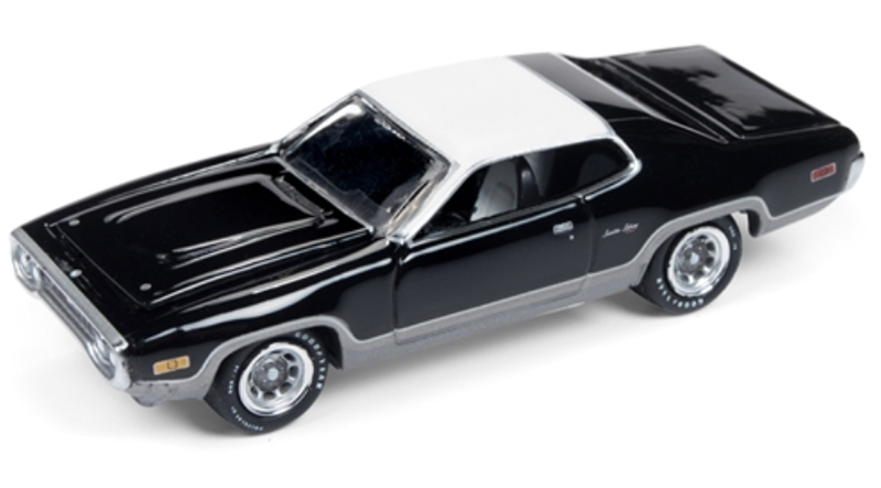 JLSP046-A - Johnny Lightning 1972 Plymouth Satellite Sebring Plus