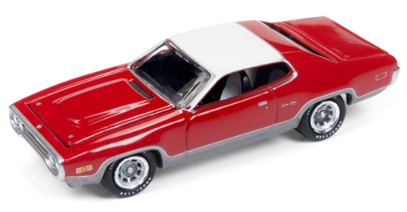 JLSP046-B - Johnny Lightning 1972 Plymouth Satellite Sebring Plus