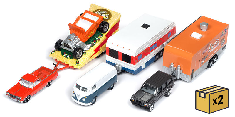 Tow N Go >> Johnny Lightning Tow Go 2019 Release
