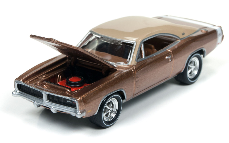 Johnny Lightning Muscle Cars Release 3 A