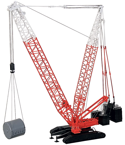 13013 - Kibri Twin Jib Lattice Crane