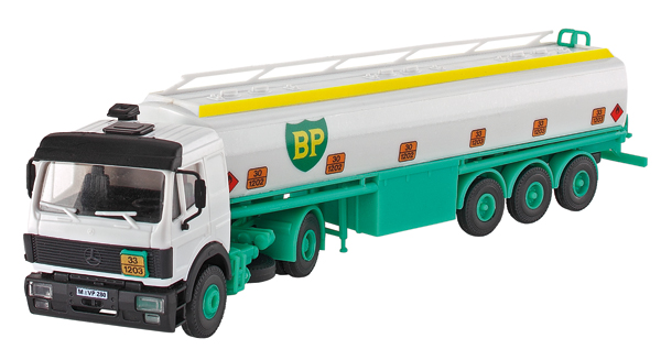 14670 - Kibri BP Mercedes Benz Truck