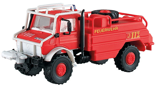 18270 - Kibri Unimog Forest Fire Fighting Truck