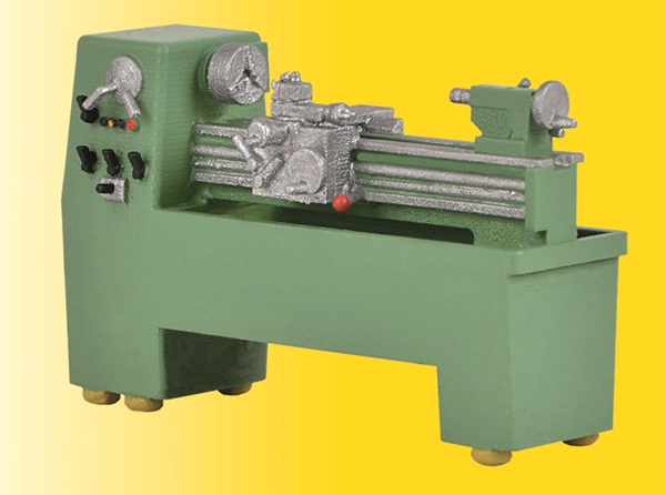 38672 - Kibri Turning Lathe