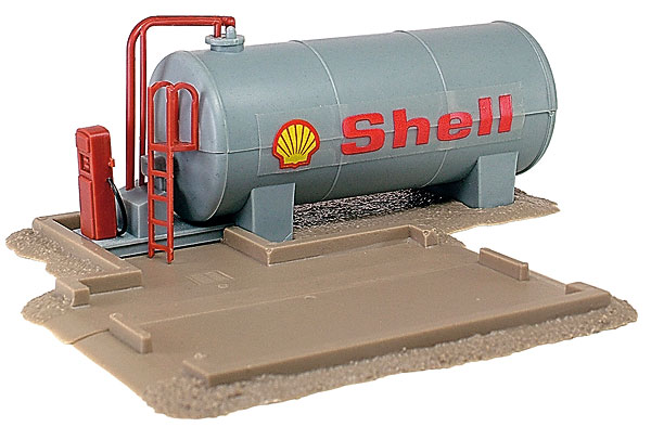 39430 - Kibri Shell Diesel Tank and Pump