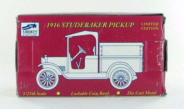 22519 - Liberty Pepsi Cola 1916 Studebaker Delivery Pickup