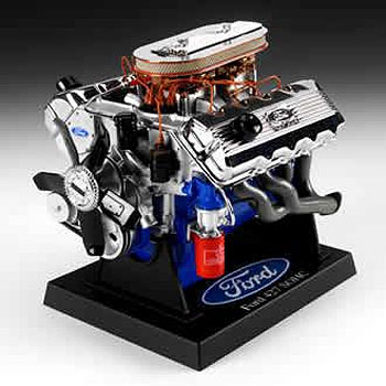 84025 - Liberty Ford 427sohc Engine