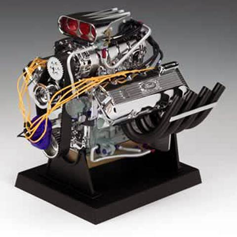 84029 - Liberty Top Fuel Dragster Engine