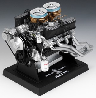 84427 - Liberty Shelby 427 Cobra Engine