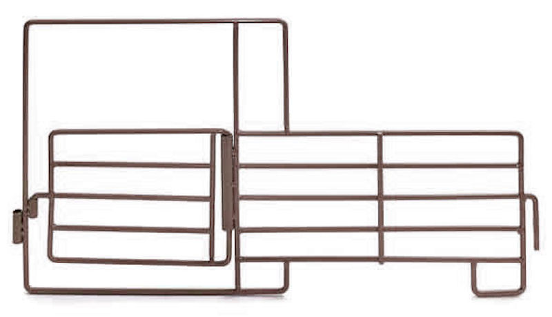500213 - Little Buster Traditional Horse Gate